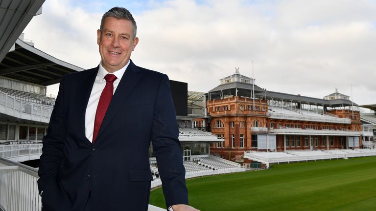 Ashley Giles: 'Coaching England should be one of the best jobs in the world and I want someone who comes in with that sort of perspective'