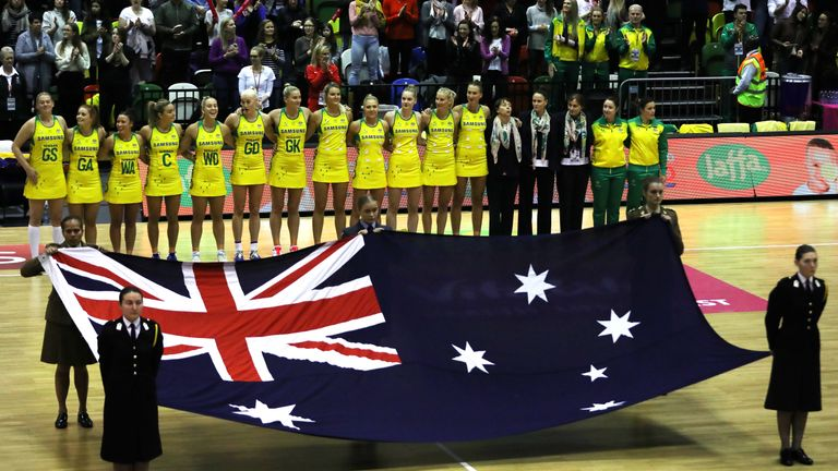 The Diamonds are the most decorated side in Netball World Cup history