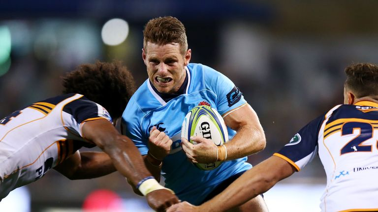 Bernard Foley will once again spearhead the Waratahs' attack