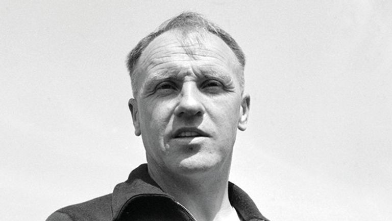 Bill Shankly had a big influence on Law's career