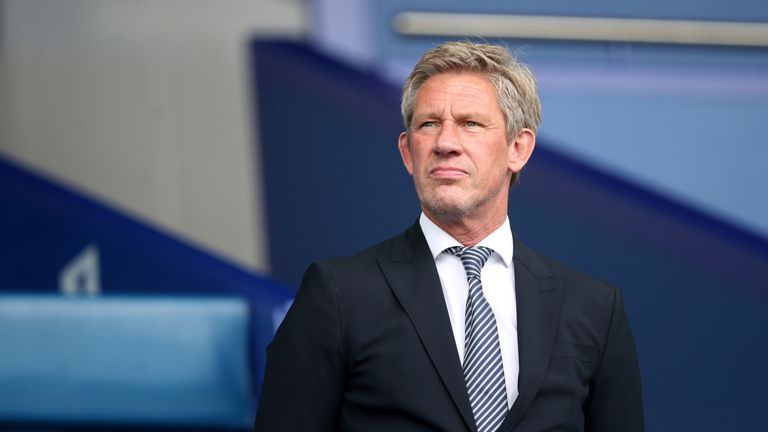 Marcel Brands says Everton will not splash the cash for new players in January