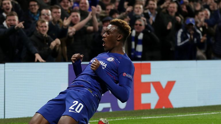 Hudson-Odoi has been the subject of four Bayern Munich bids