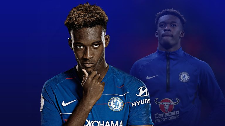 save off b272d fa86a Callum Hudson-Odoi watch: How he did for Chelsea against ...