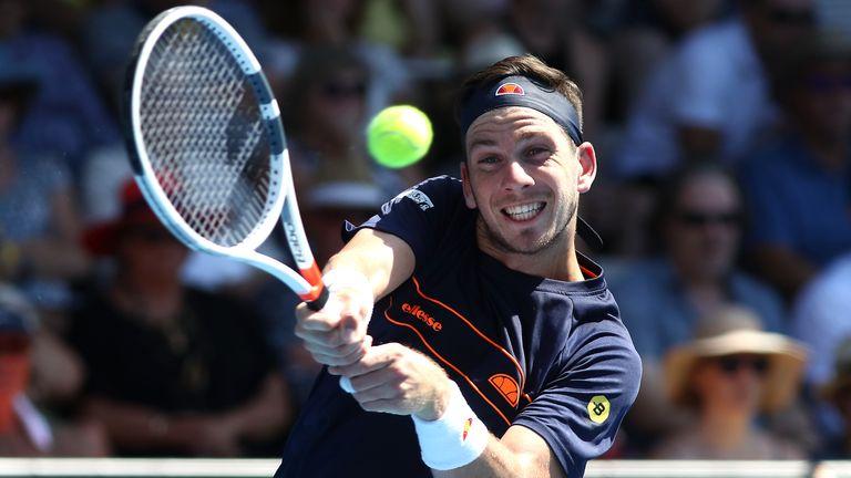 Cameron Norrie beaten by Tennys Sandgren in ASB Classic final | Tennis News |