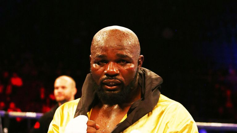 France-based heavyweight Carlos Takam said he wants to avenge his loss to Chisora in the future
