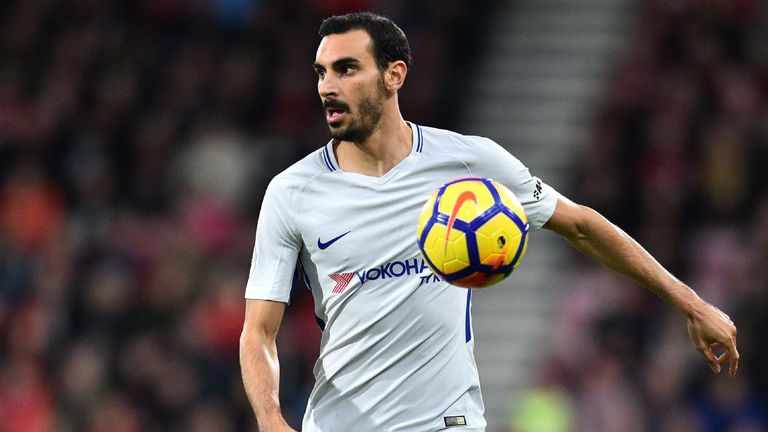 Zappacosta has won the FA Cup and Europa League during his time with Chelsea