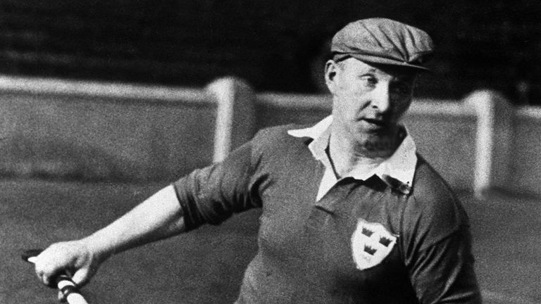 Ring, pictured in action for Munster, is considered as one of the greatest hurlers of all time
