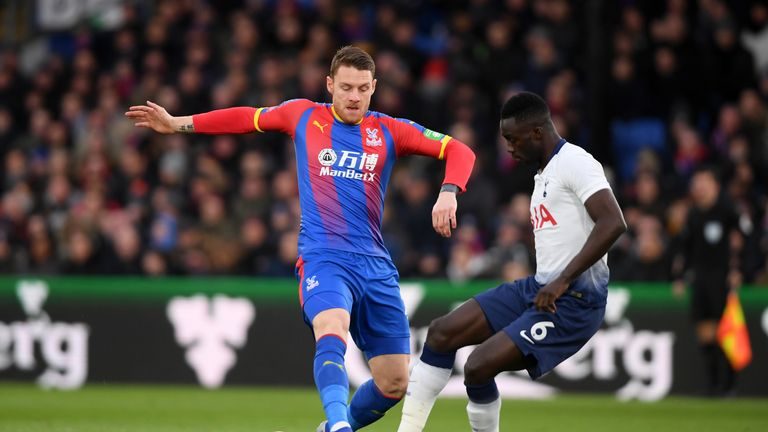 Palace dump Spurs from FA Cup