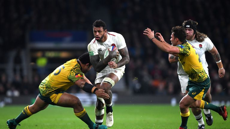 Courtney Lawes is likely to provide a big impact off the bench