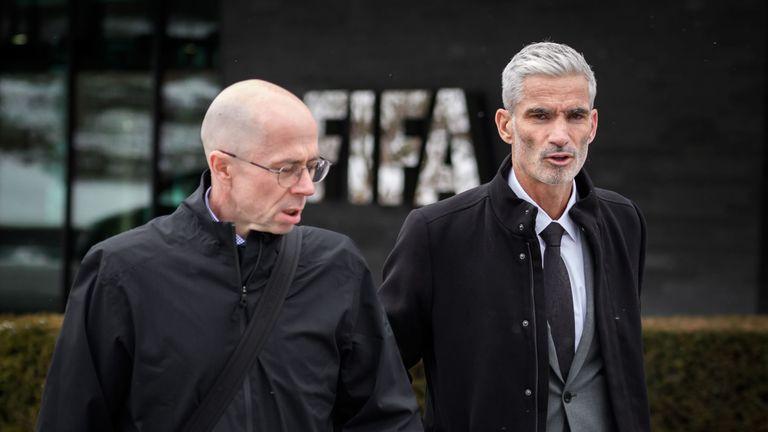 Craig Foster: Craig Foster Says Hakeem Al-Araibi Case Is An 'emergency