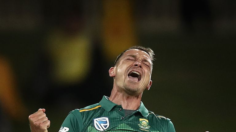 Dale Steyn is set to return to South Africa's side for the third ODI against Pakistan