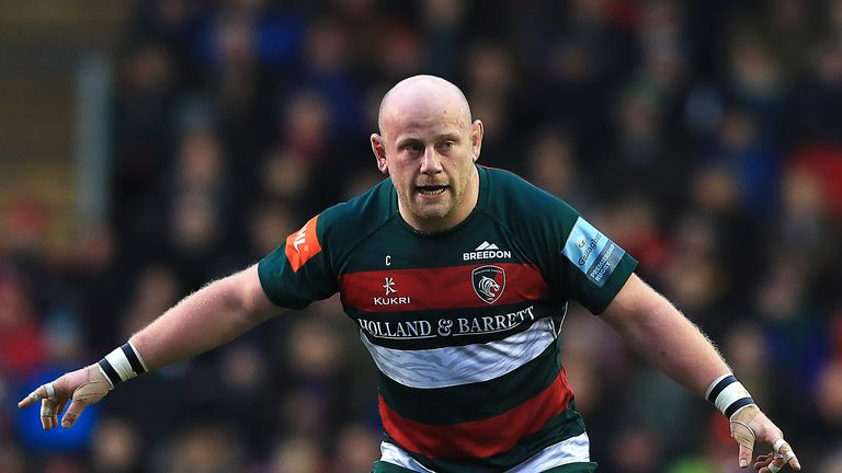 Dan Cole has earned a recall for England on the back of strong form for the Tigers