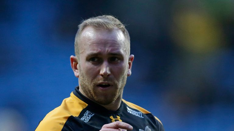 Wasps scrum-half Dan Robson has made it into the squad, while Danny Care misses out