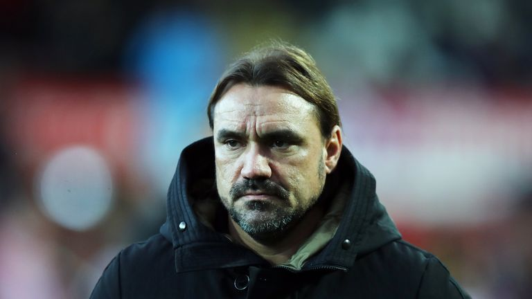 Norwich have been rewarded for their early patience with Daniel Farke