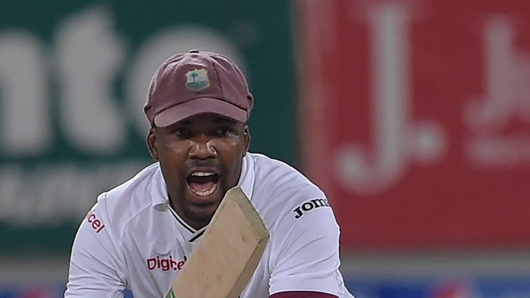 Darren Bravo recalled to West Indies Test squad after two years
