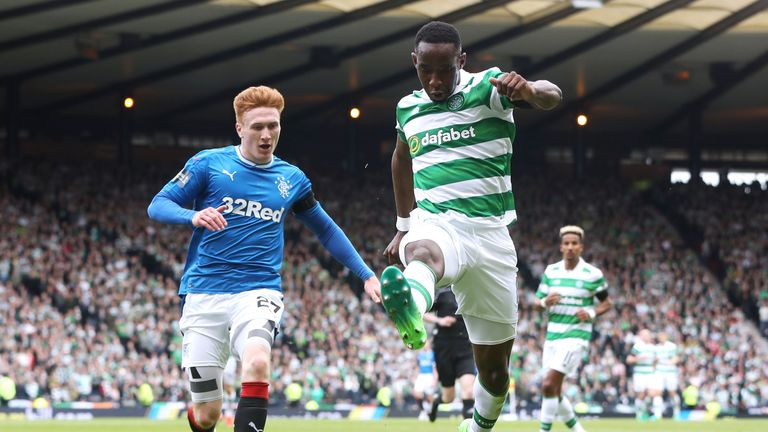 David Bates spent two seasons at Rangers, making 22 Scottish Premiership appearances