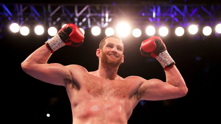 David Price will also returns on the undercard at the M&S Bank Arena