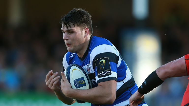 David Sisi played for Bath before joining Zebre