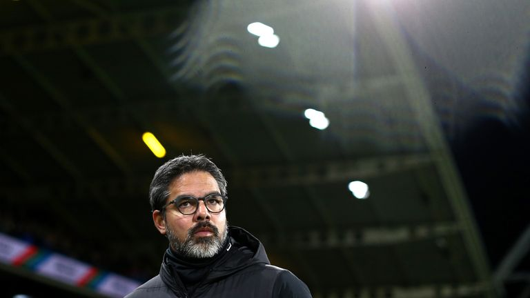 David Wagner and Huddersfield are in desperate need of a win this weekend