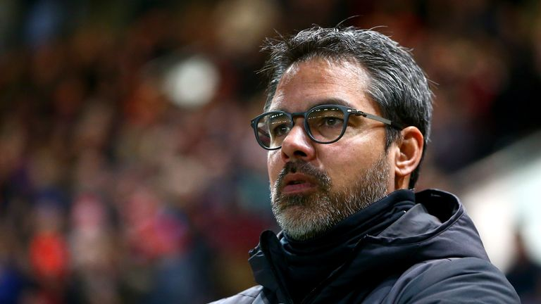 David Wagner is refusing to be drawn on transfer targets