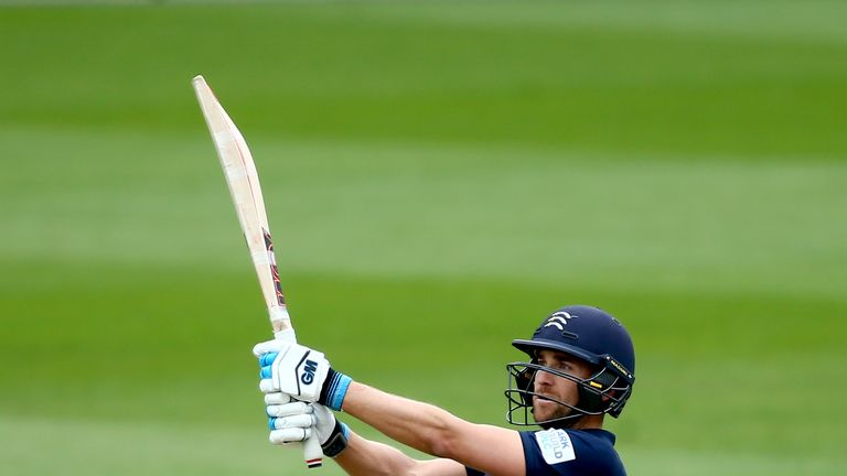 Malan will receive a testimonial year at Middlesex in 2019