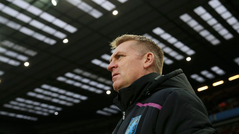 Dean Smith has been told by Aston Villa's chief executive that the club are 'fully compliant' in regards to Financial Fair Play