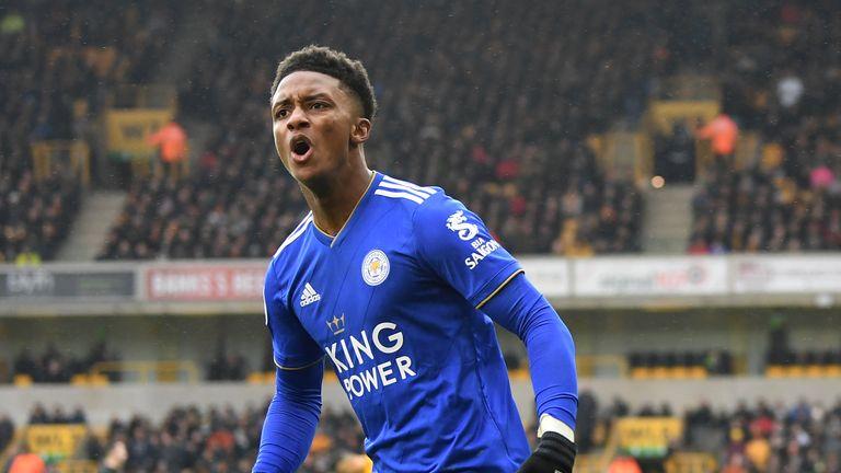 Demarai Gray has scored three Premier League goals this season