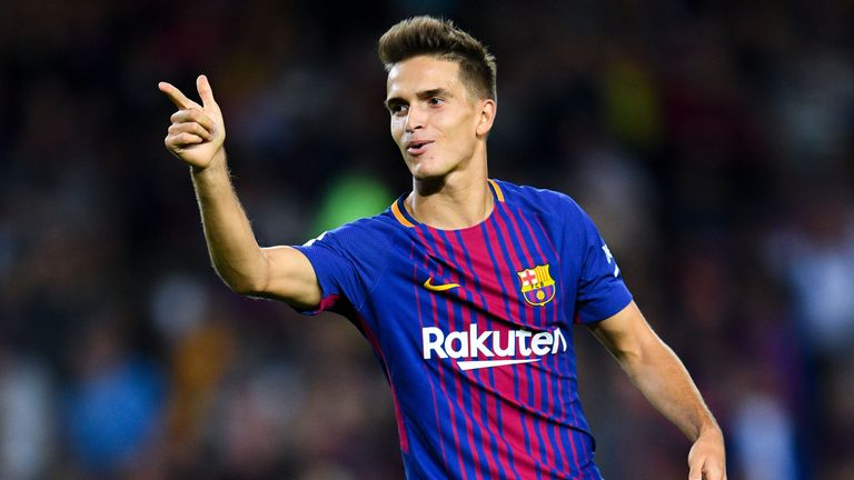 Could Denis Suarez be on his way to Arsenal?