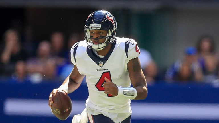 Deshaun Watson's Houston Texans have parted company with   General Manager Brian Gaine