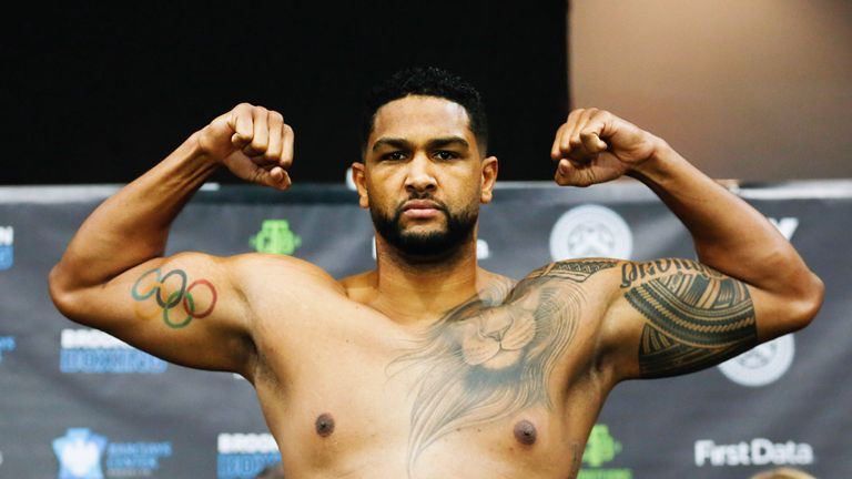 Dominic Breazeale is the current WBC mandatory challenger