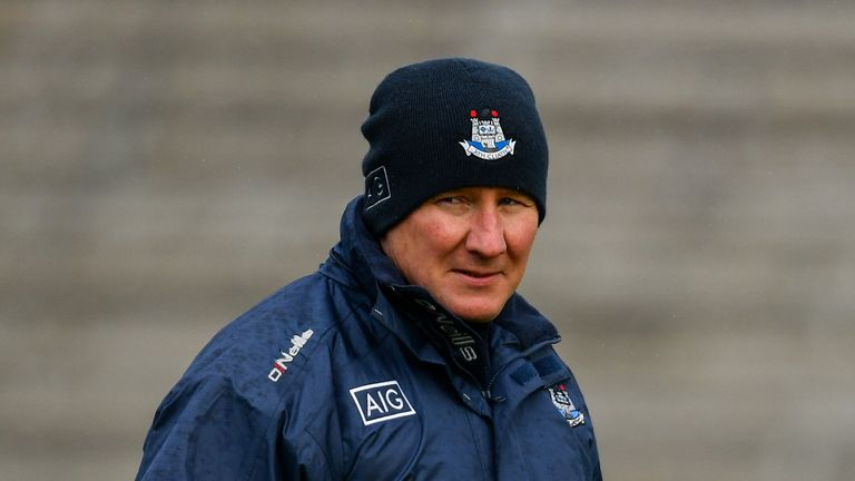 Gavin's Dublin side lost to Monaghan for the second year in succession
