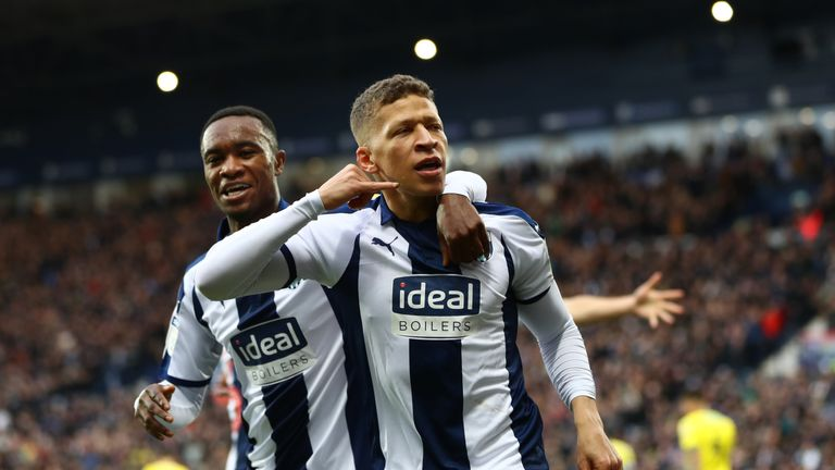 Dwight Gayle has scored a hatful of goals for West Brom