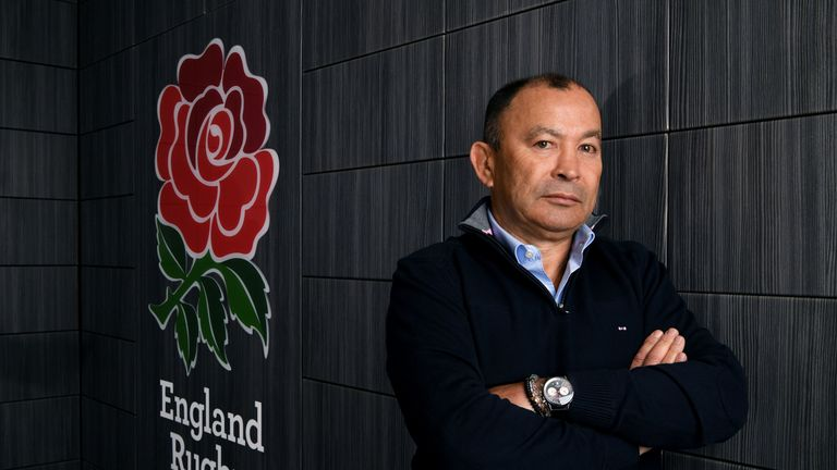 Eddie Jones is refusing to call England underdogs for their match against Ireland