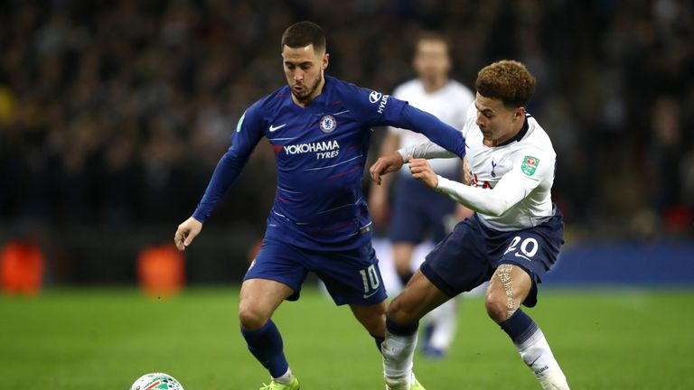 Cesar Azpilicueta thinks Chelsea's players will rise to the occasion against Spurs