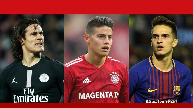 Premier League transfer targets from La Liga, Bundesliga, Serie A and Ligue 1 | Football News |
