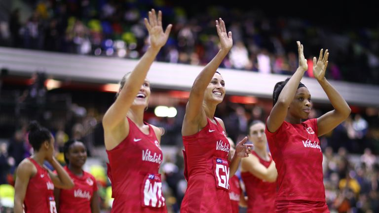 The Vitality Roses are part of a new international competition in 2020