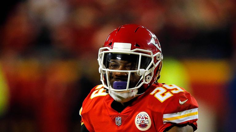 Eric Berry is among the doubts for the Kansas City Chiefs' playoff game against the Indianapolis Colts
