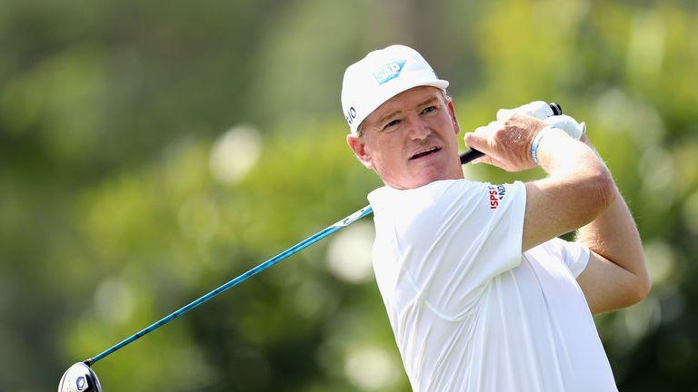 Herbert fires 63 for share of Dubai lead