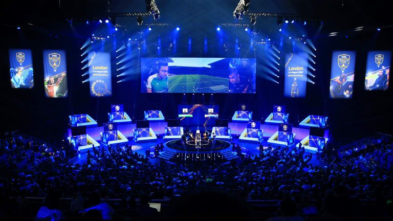 The FIFA eWorld Cup is the showcase tournament for the EA title