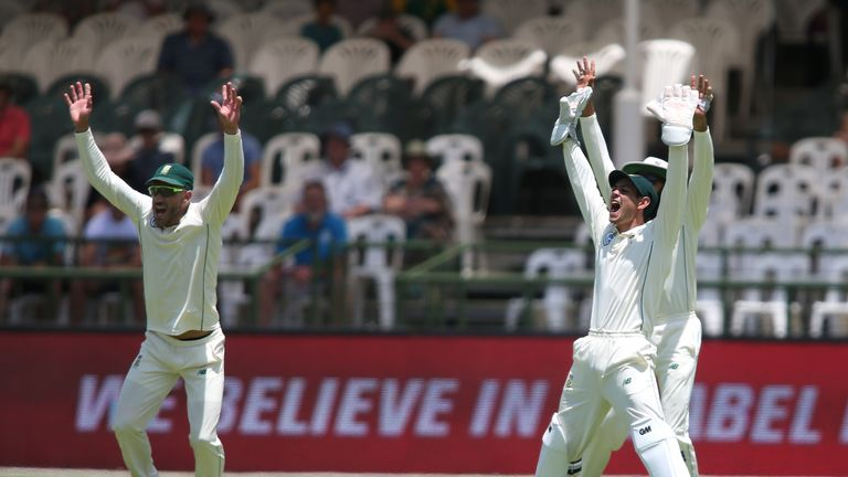 Faf du Plessis will sit out the final match of the three-Test series