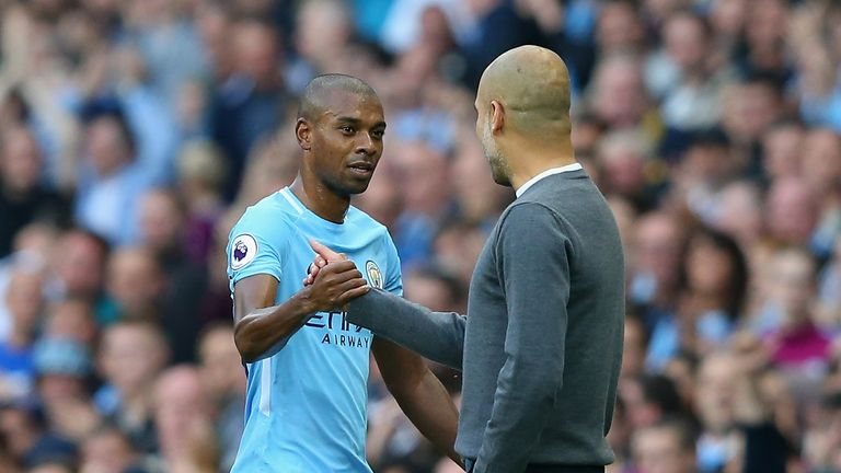 Fernandinho is hopeful of declaring himself fit for the FA Cup final