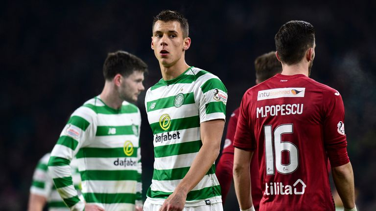 Filip Benkovic faces six weeks out with an ankle injury