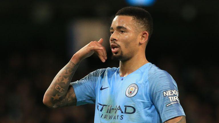 Gabriel jesus 39 scoring stats for manchester city in 2019 for Gabriel jesus squadre attuali