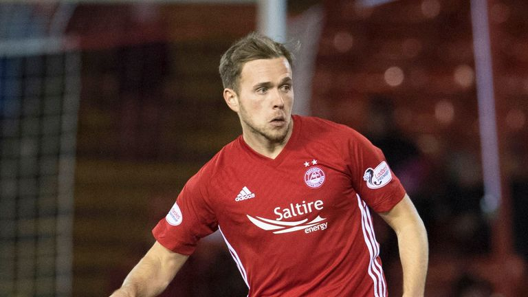 Greg Stewart has re-signed for Aberdeen on loan after returning from his loan spell with Kilmarnock - where he scored eight goals in 17 appearances in the first half of this season