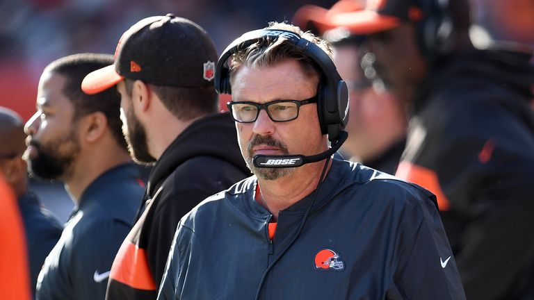 Browns 'Seriously Considering' Gregg Williams for Head Coaching Vacancy