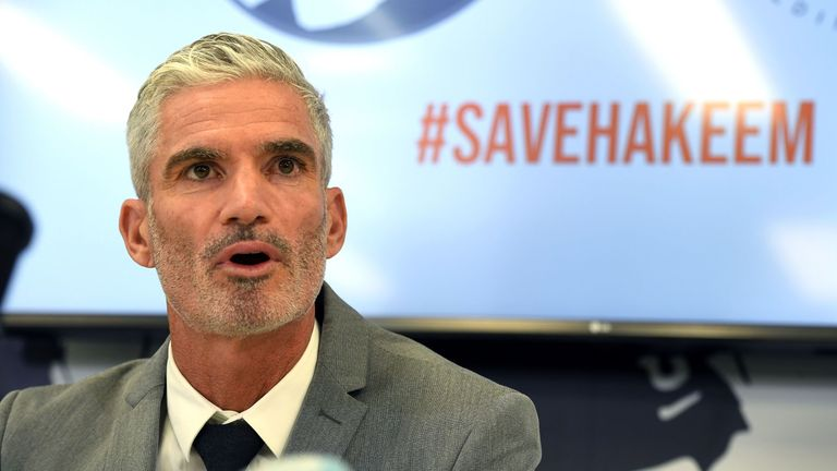 Craig Foster says Hakeem al-Araibi case is an 'emergency'