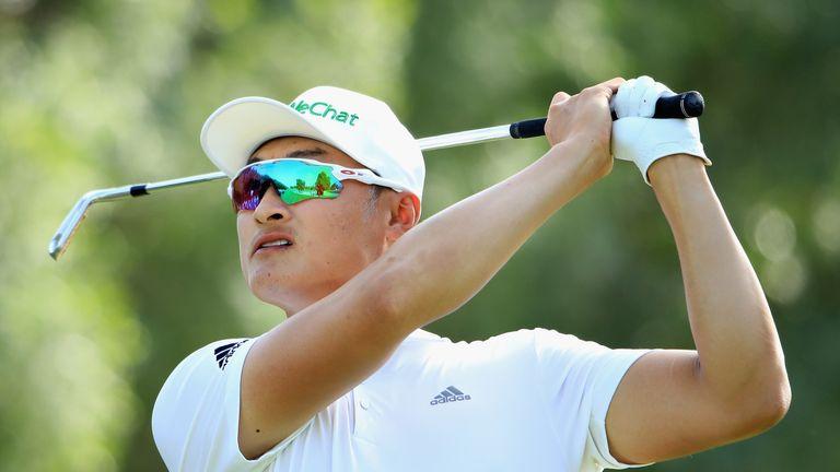 Haotong Li had a costly penalty in Dubai