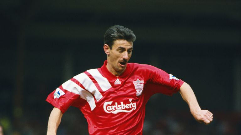 Ian Rush scored 346 goals for Liverpool, winning 15 major trophies with the club