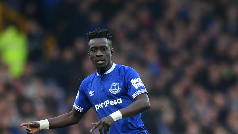 Idrissa Gueye is attracting interest from PSG
