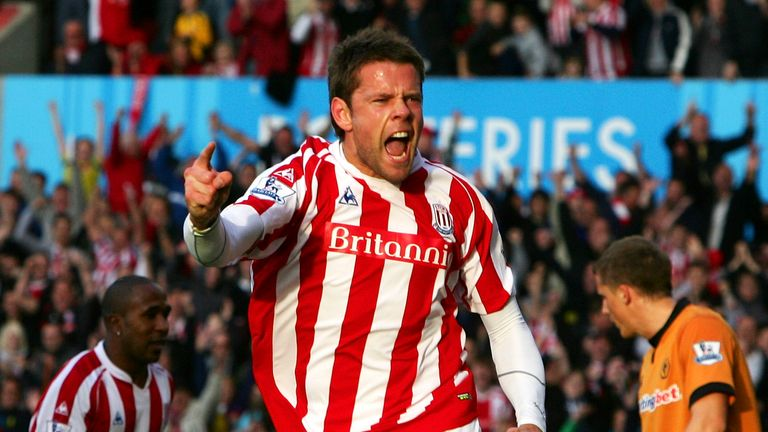 James Beattie was an instant hit at Stoke before a prolonged drought